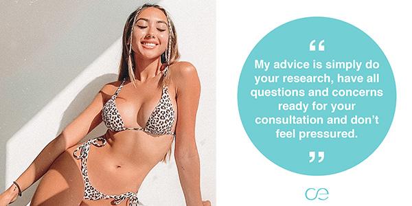 Client Feature: Mia H